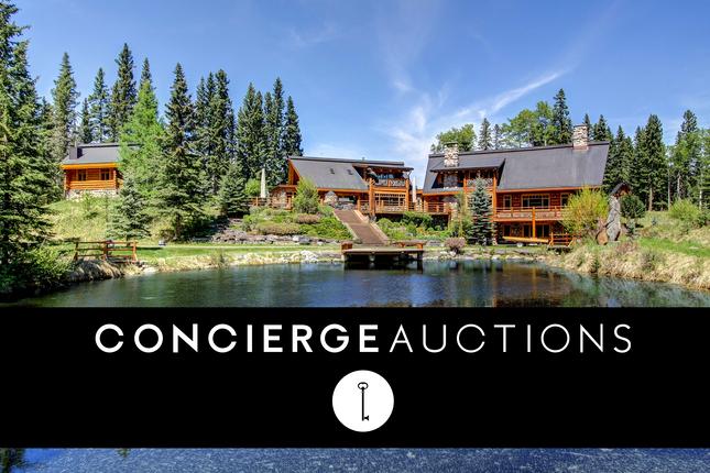 Thumbnail Lodge for sale in Pine Ridge Ranch, 352248 Pine Ridge Road, Canada