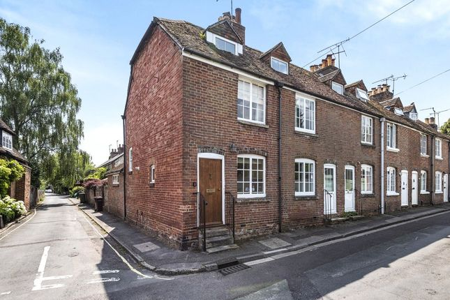 2 bed end terrace house for sale in Cripstead Lane, St. Cross, Winchester, Hampshire SO23