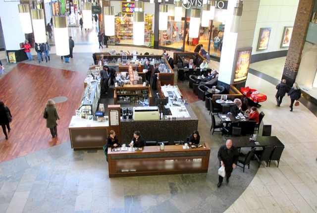 Thumbnail Restaurant/cafe for sale in Touchwood Shopping Centre, Solihull