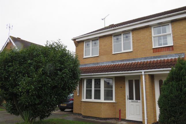 3 bed semi-detached house for sale in Merlin Close, Leicester Forest East, Leicester