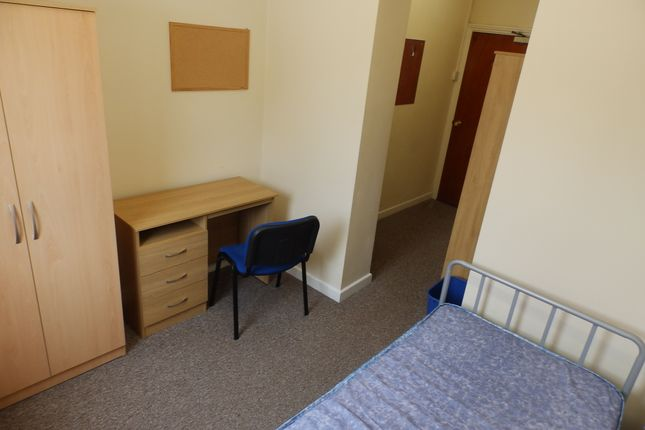 Thumbnail Shared accommodation to rent in Park Place, Brynmill, Swansea