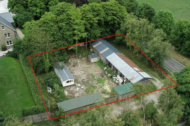 Thumbnail Mobile/park home for sale in The Log Yard, Litton Dale, Buxton