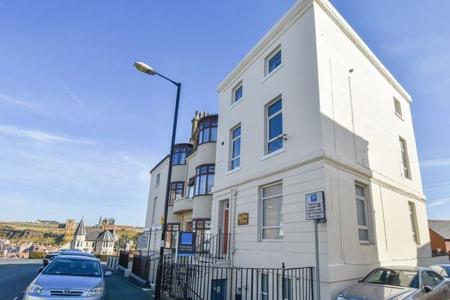Thumbnail Flat for sale in Flat 3, 2 Crescent Place, Whitby