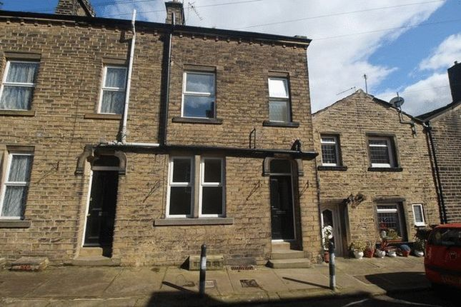 Terraced house for sale in Well Street, Holywell Green, Halifax