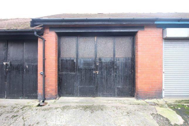 Parking/garage for sale in Warley Road, Blackpool
