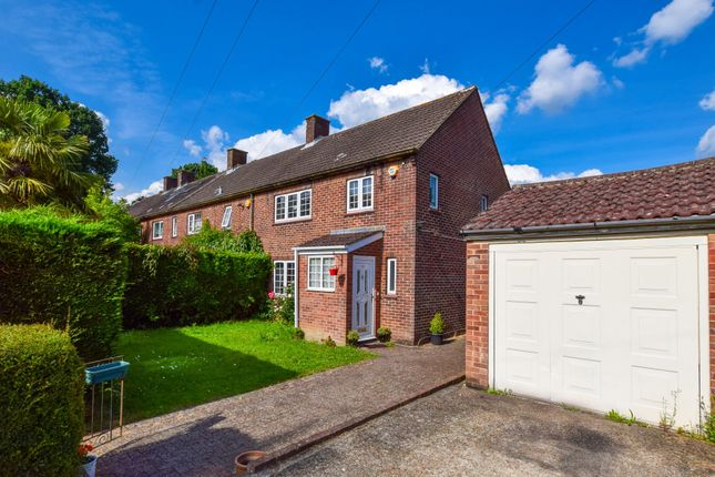 Thumbnail End terrace house to rent in Pearson Road, Crawley