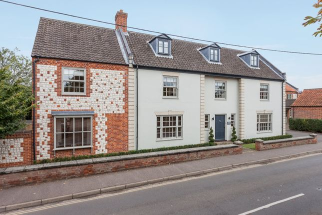 Thumbnail Detached house for sale in Links Court, Brancaster, King's Lynn