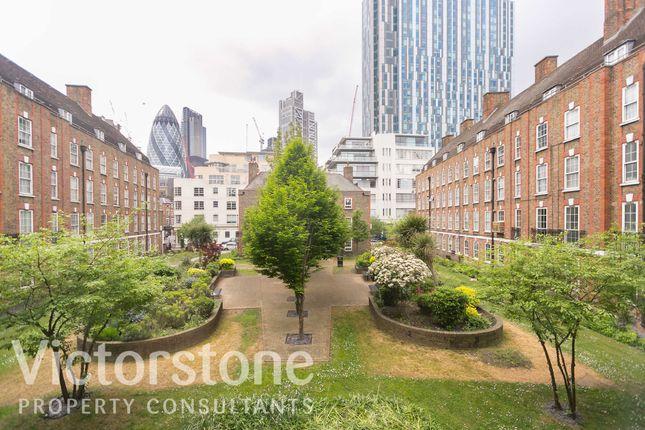 Thumbnail Maisonette for sale in Brune House Bell Lane, Spitalfields