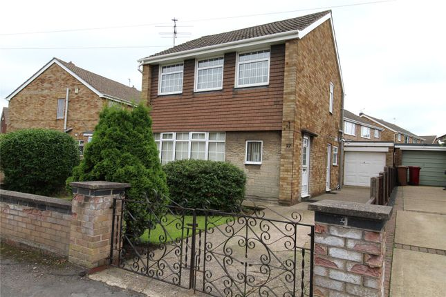 Thumbnail Detached house for sale in Birchwood Road, Scunthorpe, North Lincolnshire