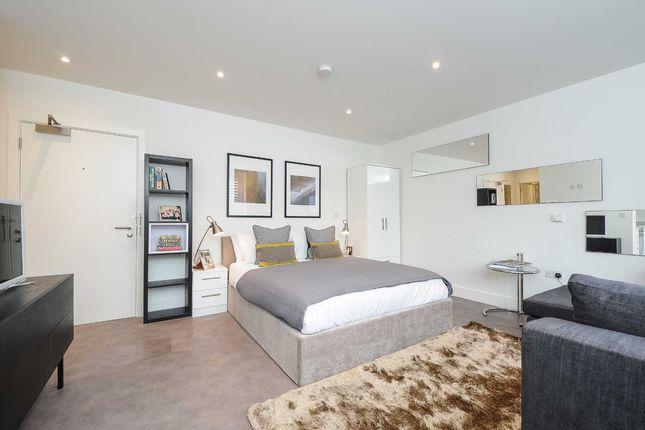 Thumbnail Studio to rent in Blackburn Road, West Hampstead