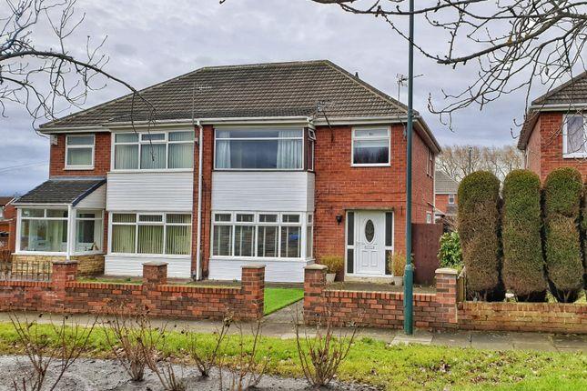 3 bed semi-detached house to rent in Mountbatten Avenue, Hebburn NE31
