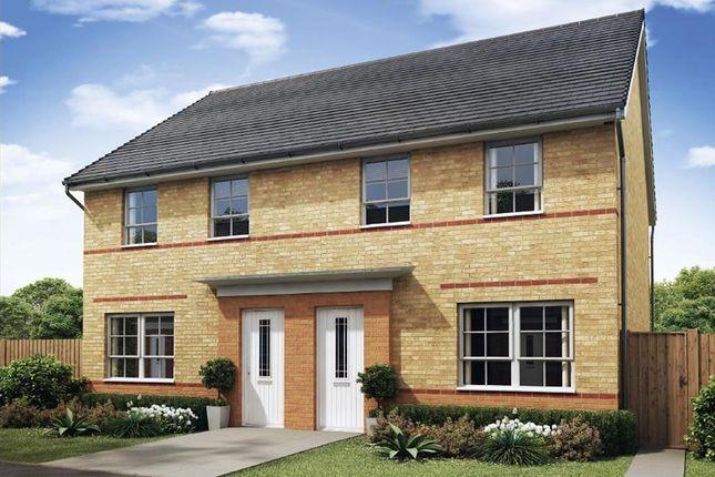 "Thumbnail Semi-detached house for sale in ""Maidstone"" at Aqua Drive, Hampton Water"