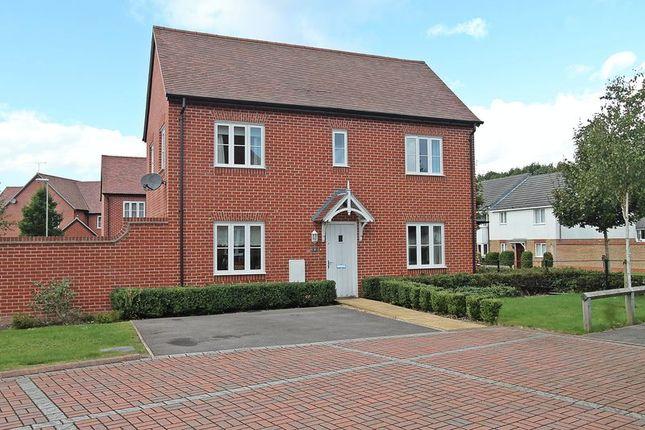 Thumbnail Detached house to rent in Ash Way, Whiteley, Fareham