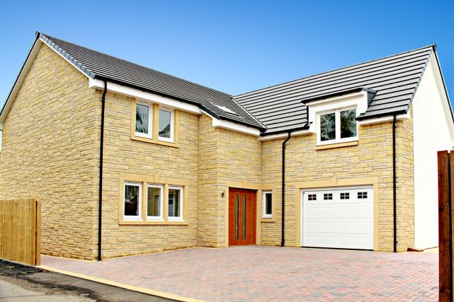 Thumbnail Detached house for sale in Old Doune Road, Dunblane