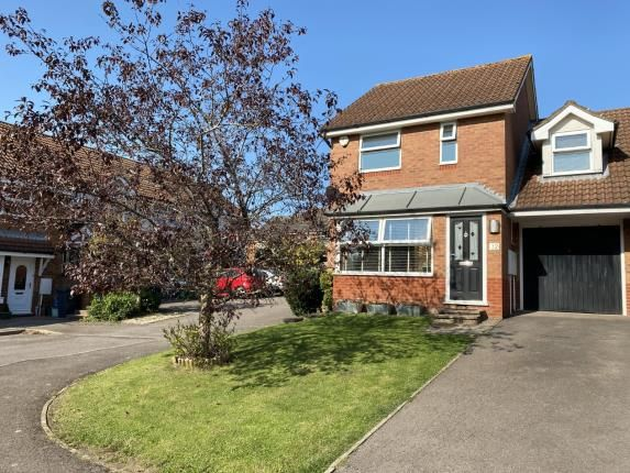 Thumbnail Semi-detached house for sale in Dodington Close, Barnwood, Gloucester, Gloucestershire
