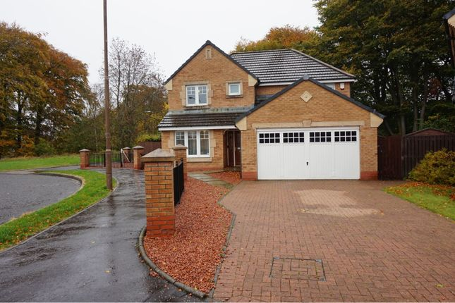 Thumbnail Detached house to rent in Teviot Drive, Livingston