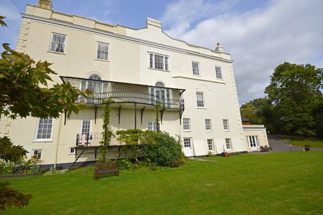 Thumbnail Flat for sale in The Retreat Drive, Topsham, Exeter