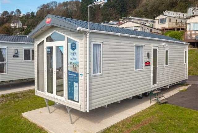 Thumbnail Property for sale in Carnaby, Glenmoore Lodge, Parkdean Resorts, Pendine Holiday Park, Marsh Road, Pendine