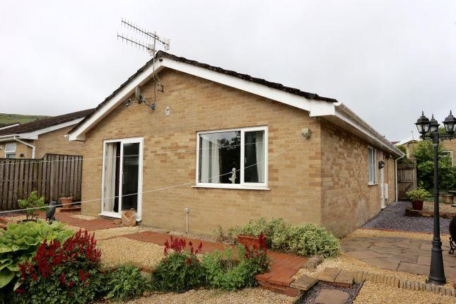 Thumbnail Detached bungalow for sale in Conway Grove, Castle Park