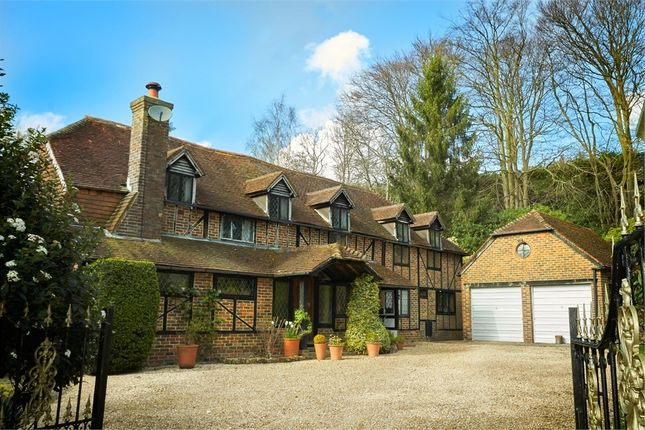 Detached house for sale in Furzefield Chase, Dormans Park, Surrey