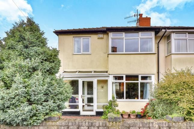 Thumbnail Semi-detached house for sale in Thornton Road, Burnley, Lancashire