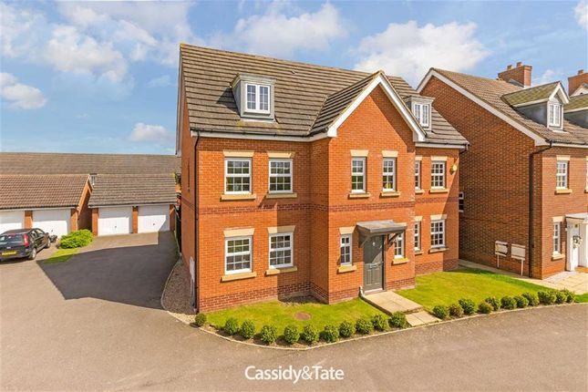 Thumbnail Detached house to rent in The Runway, Hatfield, Hertfordshire