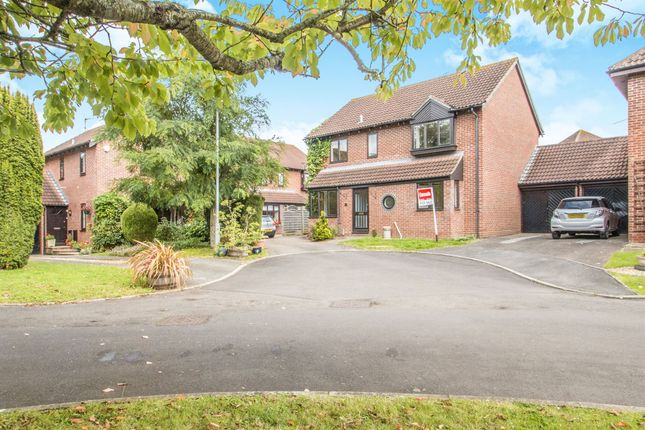 Thumbnail Detached house for sale in Kingsway, Taunton