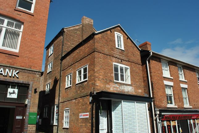 Thumbnail Flat to rent in Church Street, Malpas, Cheshire