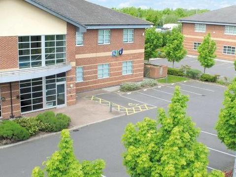 Thumbnail Office to let in Ground Floor, 6 Boundary Court, Warke Flatt, Willow Farm Business Park, Castle Donington