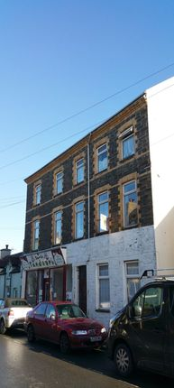Thumbnail Flat to rent in High Street, Borth