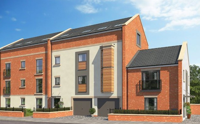 Thumbnail Mews house for sale in Upper Cambrian Road, Chester, Cheshire
