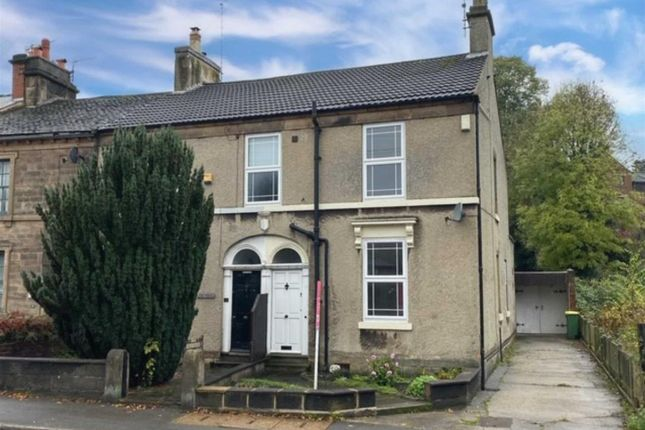 Thumbnail Semi-detached house to rent in Milford Road, Duffield, Belper