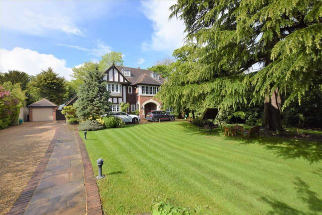 Thumbnail Detached house for sale in Limewood, Crown Close, Mill Hill