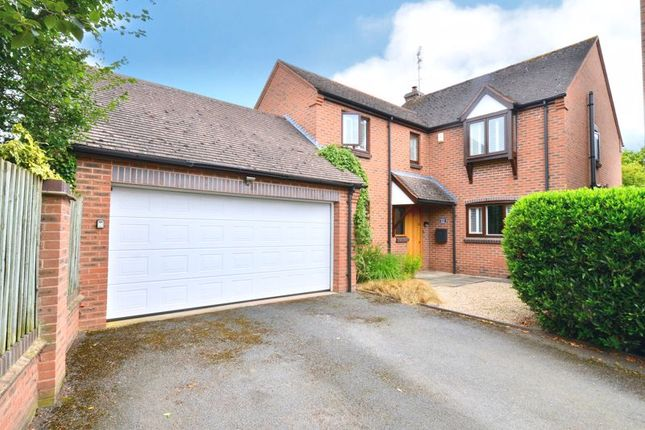 Thumbnail Detached house for sale in Manor Farm Court, Cropthorne, Pershore