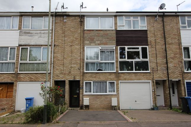 Thumbnail Terraced house for sale in Aberdare Court, Norwich