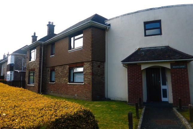 Thumbnail Flat to rent in Beacon Park Road, Beacon Park, Plymouth