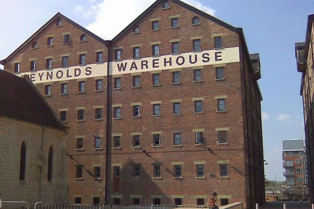 Thumbnail Flat To Rent In The Docks Gloucester