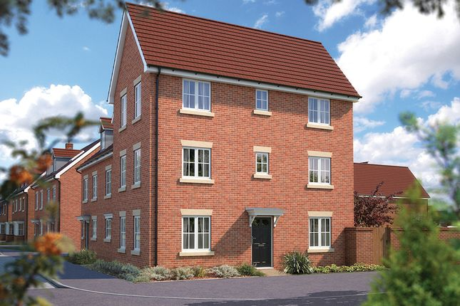 """Thumbnail Semi-detached house for sale in """"The Ferring"""" at Fulbeck Avenue, Worthing"""