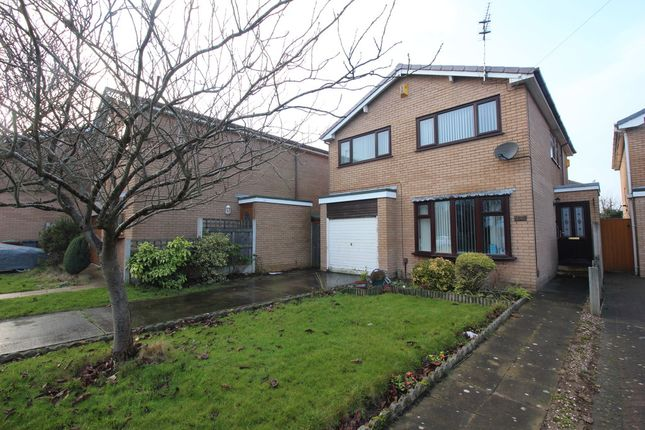 Thumbnail Detached house for sale in Cherry Tree Road, Blackpool