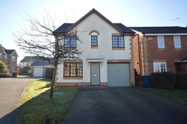 Thumbnail Detached house to rent in Angletarn Close, West Bridgford, Nottingham