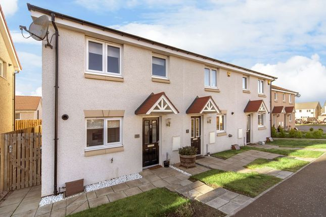Thumbnail End terrace house for sale in 18 Arrow Crescent, Musselburgh