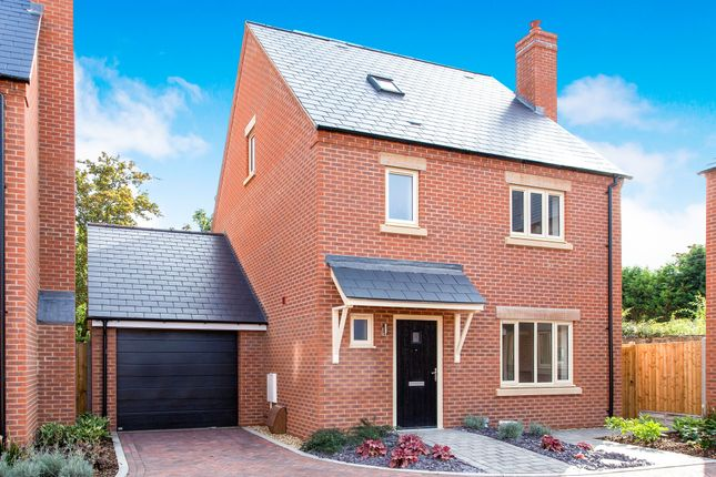 Thumbnail Detached house for sale in North Street, Raunds, Wellingborough