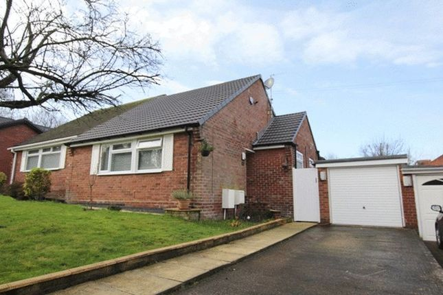 Thumbnail Semi-detached bungalow for sale in Wallgate Way, Gateacre, Liverpool