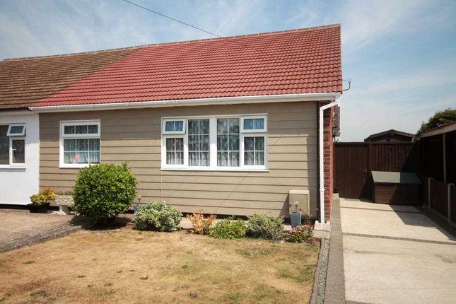 Thumbnail Bungalow for sale in Keswick Avenue, Holland-On-Sea, Clacton-On-Sea