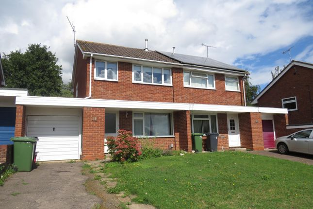 Thumbnail Property to rent in Yardley Close, Warwick