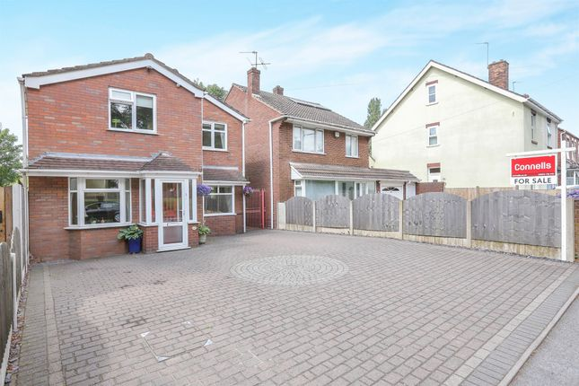 Thumbnail Detached house for sale in Prestwood Road West, Wednesfield, Wolverhampton