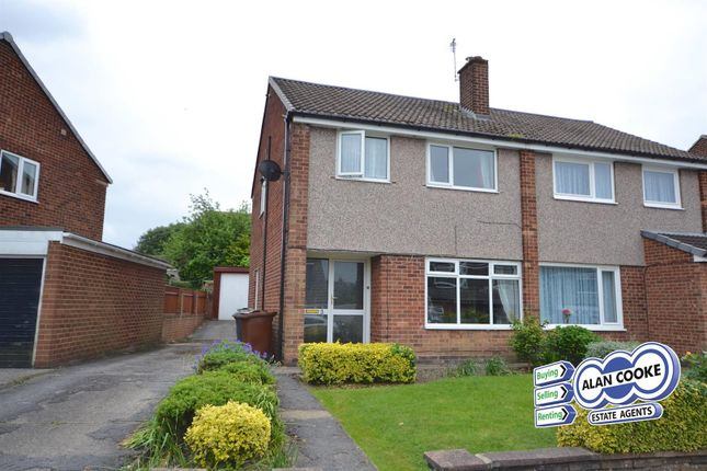 Thumbnail Property to rent in Brookhill Drive, Leeds