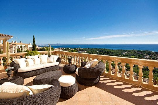 Thumbnail Property for sale in Achorage Hill, Bendinat, Mallorca