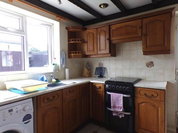 Kitchen of College Road, Syston, Leicester, Leicestershire LE7