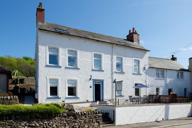 Thumbnail End terrace house for sale in Castleview, 41-43 Millburn Street, Kirkcudbright